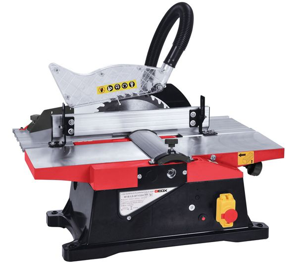 2 IN 1 BENCHPLANER&SAW